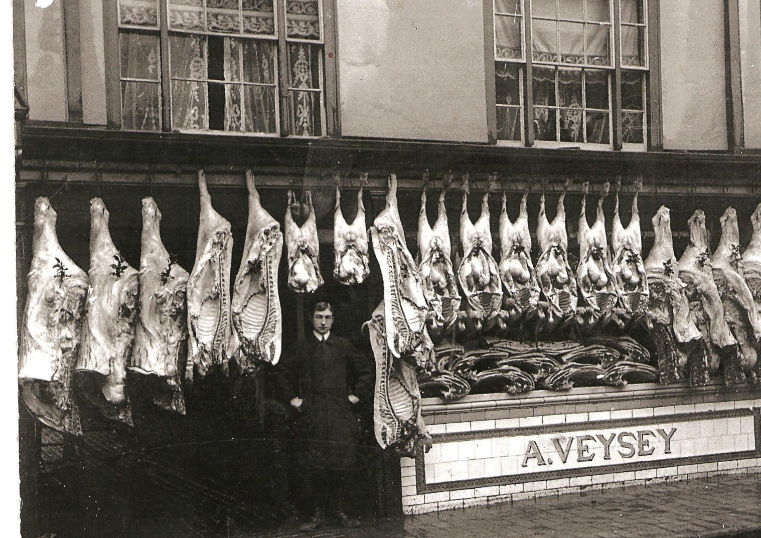 Veyseys Butchers