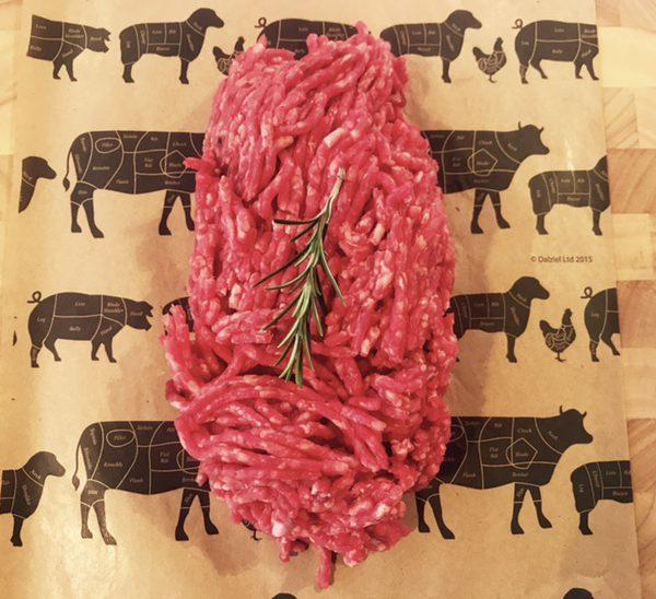 Mince Steak