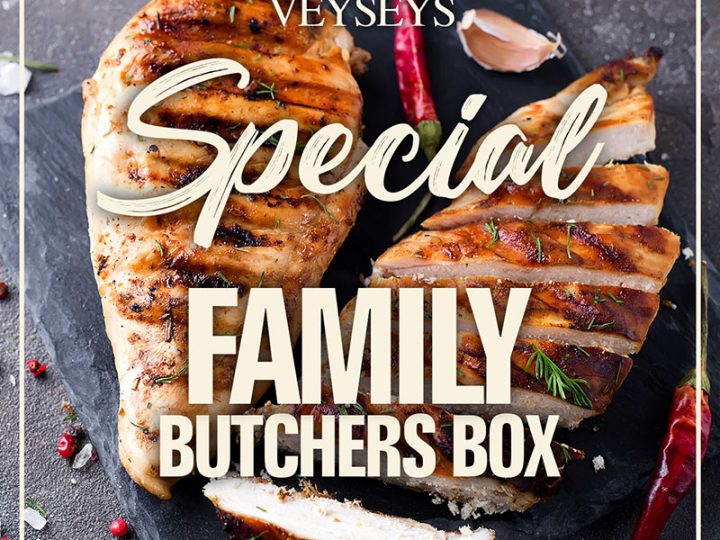 Our New Special Family Butchers Box